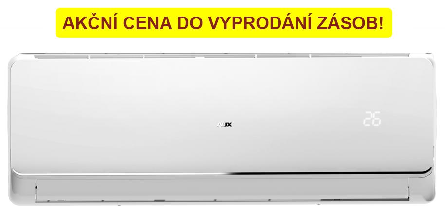 Akční cena na klimatizaci AUX Freedom 3,5kW do vyprodání zásob